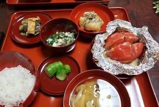 きょうの精進料理.jpg