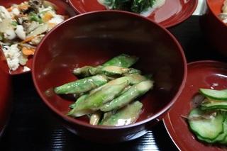 アスパラトキヌサヤピーナッツ和え.jpg