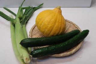 コリンキーと野菜.jpg