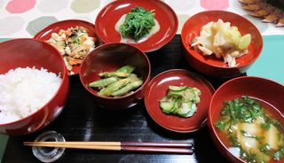 今日の「精進料理.JPG