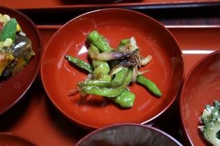 伏見唐辛子とみょうがの炒め物.jpg
