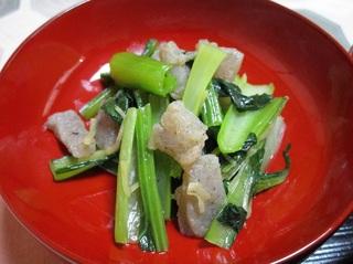 小松菜とコンニャクの炒め煮.jpg