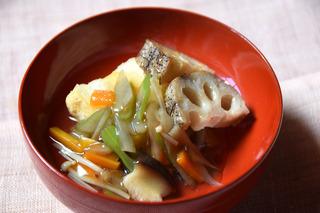 揚げレンコンと豆腐の五目あんかbrog.jpg