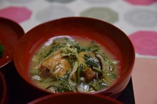 水菜と厚揚げの葛とじ.jpg