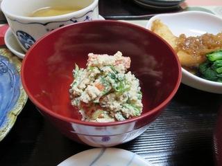 炒りにんじんとせりの白酢和え.jpg