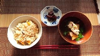精進、炊きこみご飯.jpg