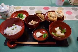 精進料理今日の.jpg