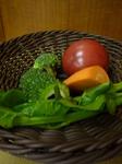 野菜350g!